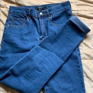 Forever 21 size 27 high waisted jeans